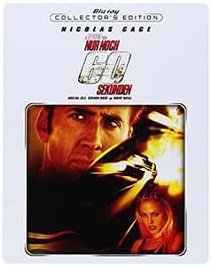 Nur noch 60 Sekunden - Steelbook [Blu-ray] [Collector's Edition]