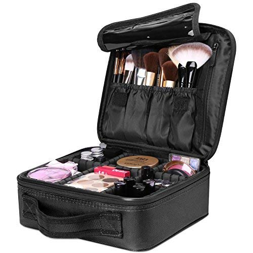 Luxspire Makeup Kosmetikkoffer, Professionelle Make Up Etui