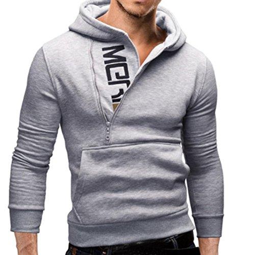 IMJONO Herren Freizeit Slim Fit Abeitehemd Super Qualität Shirt Bügelleicht Tops für...