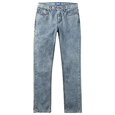 adidas Originals Mens Skinny Denim Jean Pant Blue