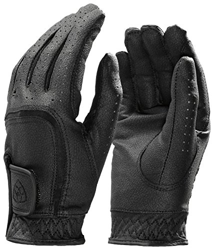 Ariat REIT Handschuhe PRO Contact, schwarz, 7