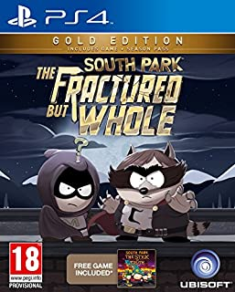 South Park: The Fractured But Whole Gold Edition (Exclusive to Amazon.co.uk) (B01N2PCVQ3) | Amazon price tracker / tracking, Amazon price history charts, Amazon price watches, Amazon price drop alerts