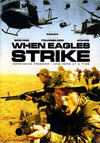 Bild von When Eagles Strike [Import USA Zone 1]
