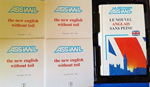 Assimil : Le nouvel anglais sans peine
