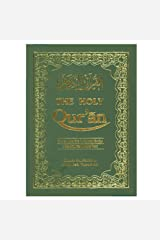 The Holy Qur'an: Transliteration in Roman Script with Arabic Text and English Translation Hardcover