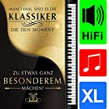 bentino Geburtstagskarte XL mit Musik, DIN A4 Set mit Umschlag, spielt Mozarts'Türkischer Marsch', Sound in toller HiFi Qualität, hochwertige Glückwunschkarte, Grußkarte aus der Serie'Great Cards'