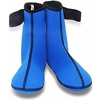 Aogolouk Botas de neopreno de 3 mm el buceo surf natación Calcetines  Snorkeling mantener el calentamiento 81e8842e1c6