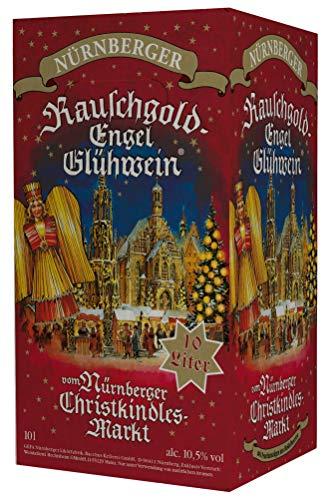 Rauschgold-Engel Nürnberger Glühwein (1 x 10 l Bag-in-Box)