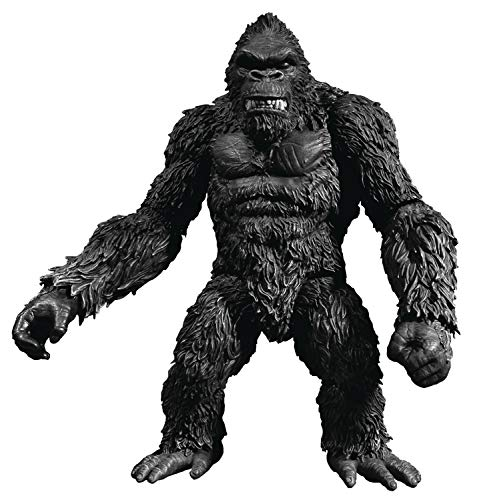 Mezco King Kong of Skull Island Black & White Ver. 7 inch Action-Figur -
