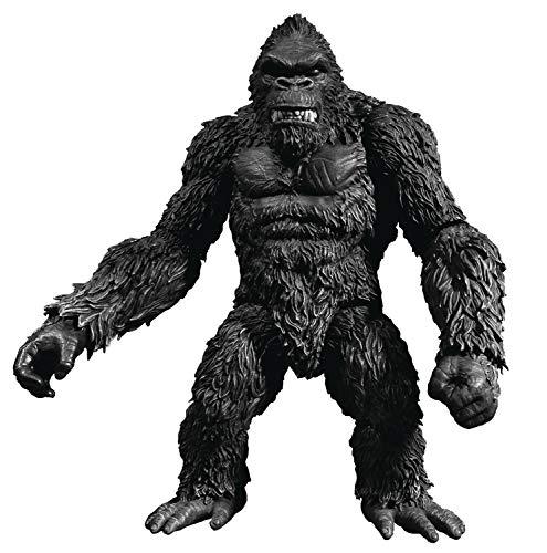 Mezco King Kong of Skull Island Black & White Ver. 7 inch Action-Figur