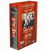 Au théâtre ce soir - Coffret Maria Pacôme 2 DVD : Le Noir te va si bien / Doux dingues