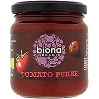 Biona Orgánica 200g De Puré De Tomate (Paquete de 6)