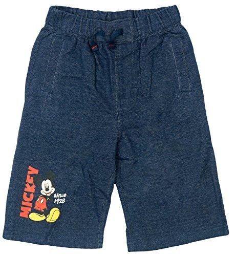 Niños Oficial Disney Mickey Mouse Algodón Verano Sol Pantalones Cortos Tallas Desde 3 A 8 años