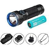Olight® R50 Pro/Pro LE Seeker Taschenlampe max. 3200 Lumen mit Cree XHP70 CW LED - aufladbar