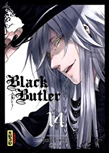 Black Butler Edition simple Tome 14