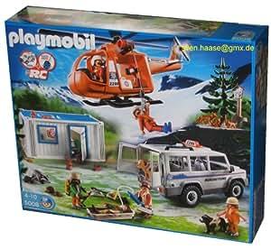 Playmobil - 5008 - Sauvetage en montagne