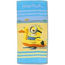 Minions - Toalla de Playa On the Beach (Algodón)