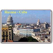 Cuba/Habana/fridge magnet..!!! - Calamita da frigo