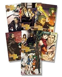 Solty Rei Vol. 1 bis 6 + OVA,  7er DVD - Komplettset - Deutsch
