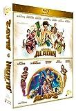 Les Nouvelles aventures d'Aladin + Alad'2 [Blu-ray]