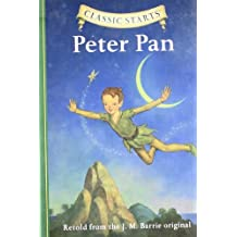 Peter Pan (Classic Starts) by J M Barrie (2006-03-03)
