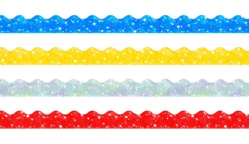 Terrific Trimmers Sparkle Border Variety Pack, 2