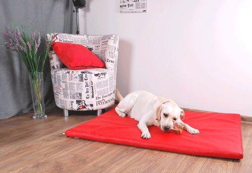 Hundematte in Grau L – 100 x 70cm - 6