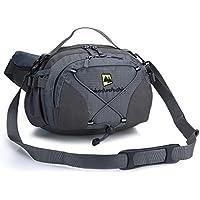 Stabile Gürteltasche Hüfttasche Sidebag Hip Bag Tasche mit vielen Fächern NEU!