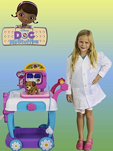 Assistant Doc McStuffins Hospital Care Cart [OV]