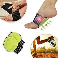 Massage Arch Support Pads einfügen –, Plantarfasziitis Metatarsal Sleeves Brace Band Dick Gepolsterte Kompression... preisvergleich bei billige-tabletten.eu