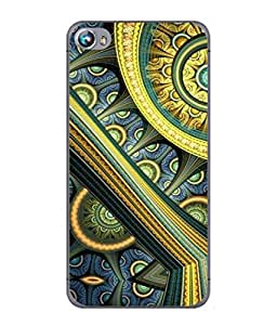 Fuson Designer Back Case Cover for Micromax Canvas Fire 4 A107 (Graphics Design Awesome Fantastic Office Home)