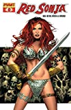 Red Sonja: She-Devil With a Sword #0 (Red Sonja: She-Devil With a Sword (2010-2013)) (English Edition)