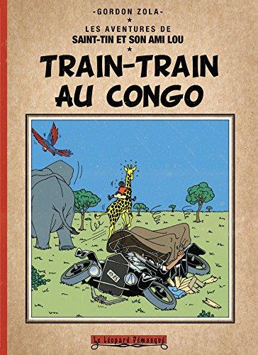 Train-train au Congo: Version relie couleur