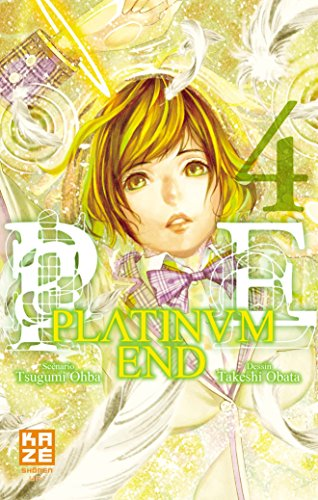 Platinum End Edition simple Tome 4