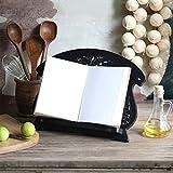 Store-Indya-Handcrafted-Rosewood-Cookbook-Titulaire-de-recettes-Lutrin-Musique-iPod-Livre-Document-Pliable-Presentoir