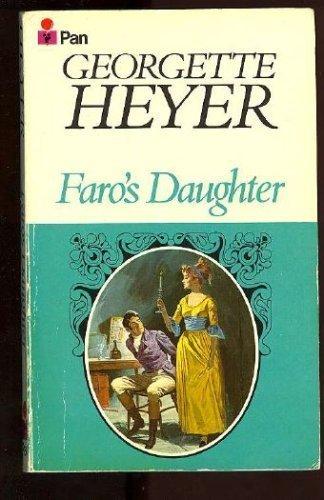 Book cover for Faro's Daughter