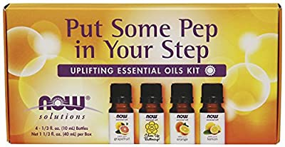 Now Foods Put Some Pep In Your Step Uplifting Kit