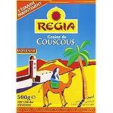 Regia Graines de Couscous moyennes 500 g