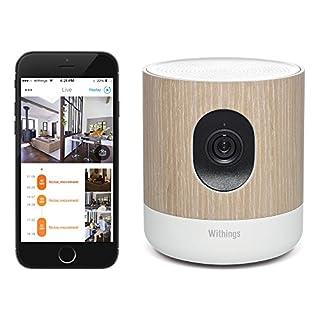 Withings Home HD WLAN Überwachungs-Kamera mit Luftqualitäts-Sensoren (B00MNM0T4A) | Amazon price tracker / tracking, Amazon price history charts, Amazon price watches, Amazon price drop alerts