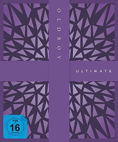 Oldboy - Ultimate Edition (+ DVD / + Bonus-Blu-ray / + CD-Soundtrack) [Limited Edition] (Karton-nummern)