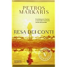 Resa dei conti by Petros Markaris (2014-01-01)