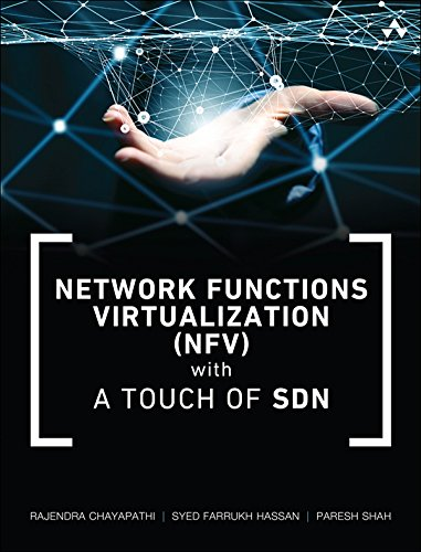 Network Functions Virtualization (NFV) with a Touch of SDN: Netw Fun Vir (NFV ePub_1 (English Edition)