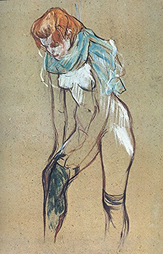 Henri Toulouse Lautrec-s'adaptent Robes Vintage Fine Art Print, Up to 594mm by 841mm Or 23.4' by 33.1'