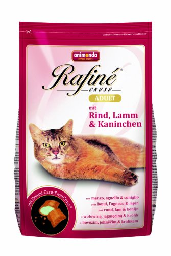 Animonda Cat Animonda Rafine Cross Adult Rind, Lamm & Kaninchen 1, 5kg