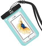 Wasserdichte hülle✪ LEBENSLANGE GARANTIE ✪ YOSH® Wasserdichte Universalhülle für Samsung Galaxy S6 Edge Note4 und Apple iPhone 6s