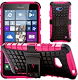 G-Shield Microsoft Lumia 640/640 Dual Sim Hülle Silikon