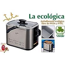 Electrodomesticos Jata. Fr-326 - Freidora elec 1lt 1000w met fr-326 jata