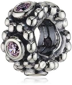 Pandora - 791122PCZ - Charms Femme - Argent 925/1000 - Oxyde de Zirconium