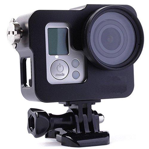 Skeleton-gehäuse Hero 2 (Schutzgehäuse für GoPro Hero 4/3/3+, Pinhen, Rahmen aus Aluminiumlegierung, strapazierfähig)