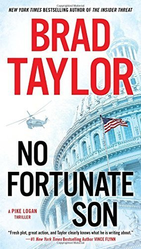 Pike Logan Thriller by Brad Taylor (2015-12-29) ()